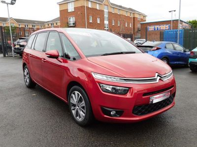 CITROEN GRAND C4 PICASSO MPV 1.6 BlueHDi Selection (s/s) 5dr