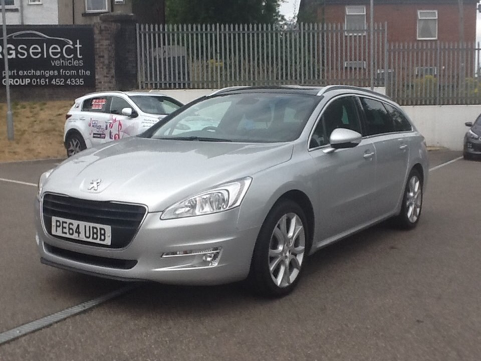 PEUGEOT 508 SW Estate 1.6 e-HDi Active (s/s) 5dr (Nav)
