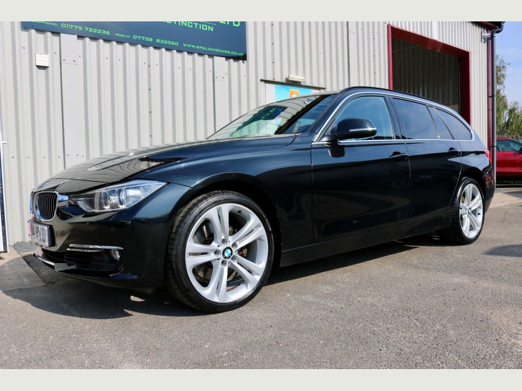BMW 3 SERIES Estate 3.0 330d BluePerformance Luxury Touring Sport Auto xDrive (s/s) 5dr