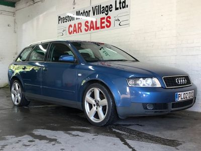 AUDI A4 AVANT Estate 1.8 T 5dr