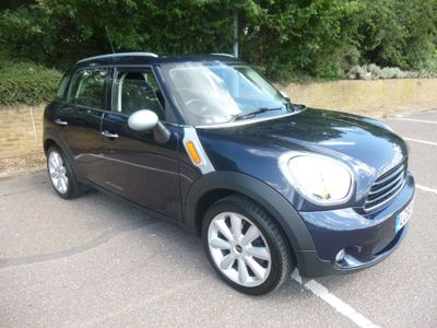 MINI COUNTRYMAN Hatchback 1.6 One D 5dr
