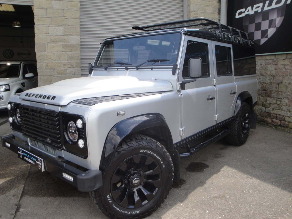 LAND ROVER DEFENDER 110 Unlisted