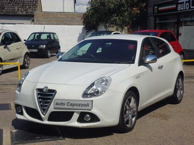 ALFA ROMEO GIULIETTA Hatchback 1.6 JTDM-2 Business Edition (s/s) 5dr