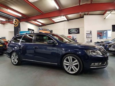 VOLKSWAGEN PASSAT Estate 1.6 TDI BlueMotion Tech Executive Style (s/s) 5dr