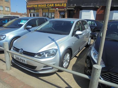 VOLKSWAGEN GOLF Hatchback 1.6 TDI BlueMotion (s/s) 5dr