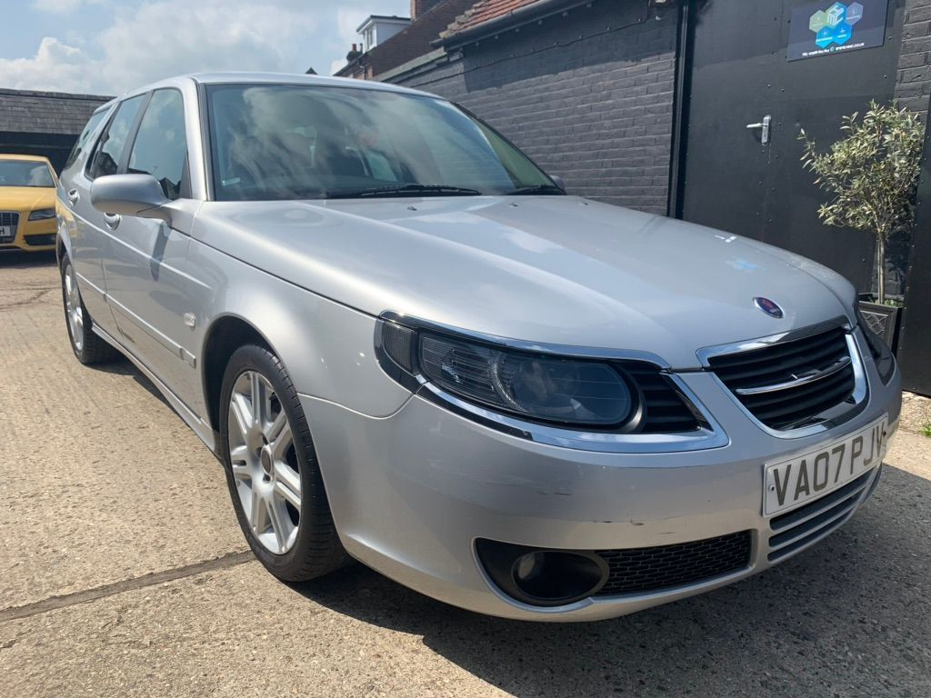 SAAB 9-5 Estate 2.0 T BioPower Vector 5dr