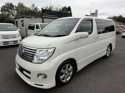 NISSAN ELGRAND MPV HIGHWAY STAR SUNROOFS SUPER EXAMPLE