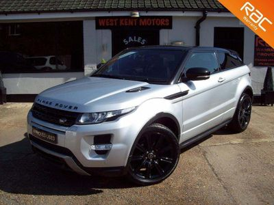 LAND ROVER RANGE ROVER EVOQUE Coupe 2.0 SI4 Dynamic 4X4 3dr