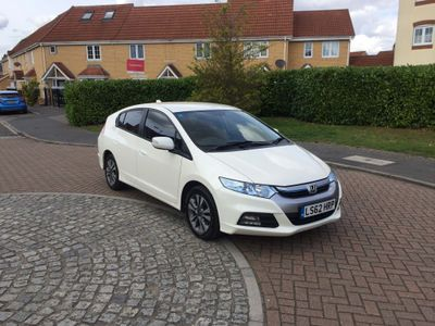 HONDA INSIGHT Hatchback 1.3 HE CVT 5dr