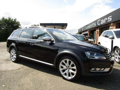 VOLKSWAGEN PASSAT Estate 2.0 TDI BlueMotion Tech Alltrack 4x4 5dr