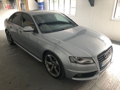 AUDI A4 Saloon 2.0 TFSI Black Edition Multitronic 4dr