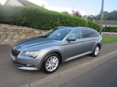 SKODA SUPERB Estate 2.0 TDI SE Technology DSG (s/s) 5dr