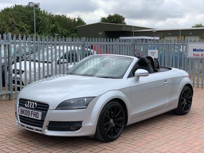 AUDI TT Convertible 2.0 T Roadster S Tronic 2dr