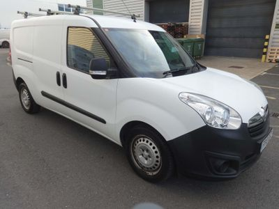 VAUXHALL COMBO Other 1.3 CDTi 16v 2300 L2H1 Panel Van 6dr