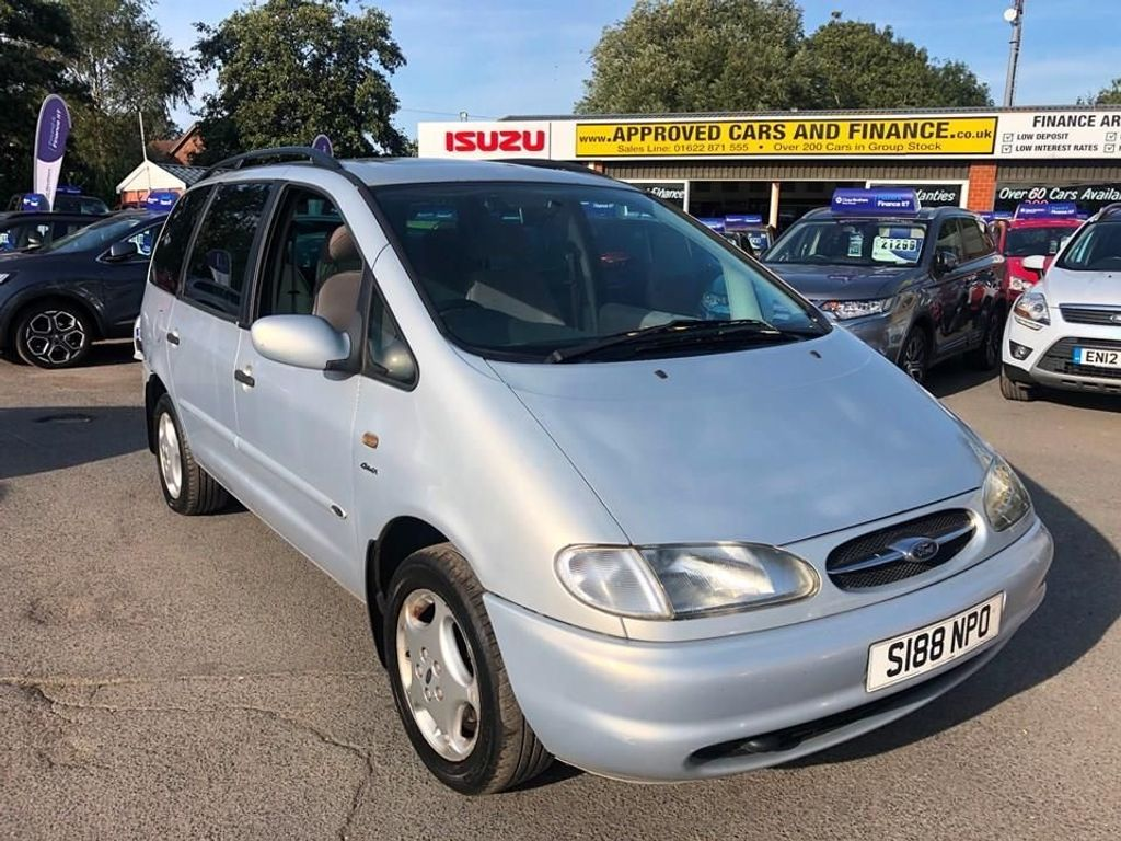 FORD GALAXY MPV 2.3 i Ghia X 5dr (7 Seats)