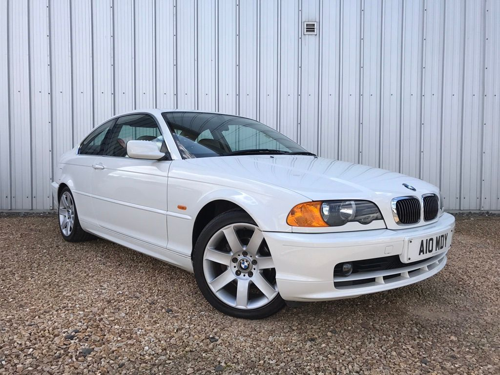 BMW 3 SERIES Coupe 323ci SE 2.5 Petrol Automatic