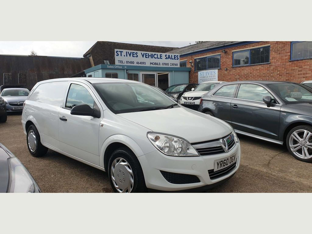 VAUXHALL ASTRAVAN Panel Van 1.3 CDTi 16v Club Panel Van 3dr