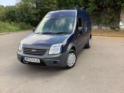 FORD TRANSIT CONNECT Other 1.8 TDCi T230 LWB High Roof 4dr DPF