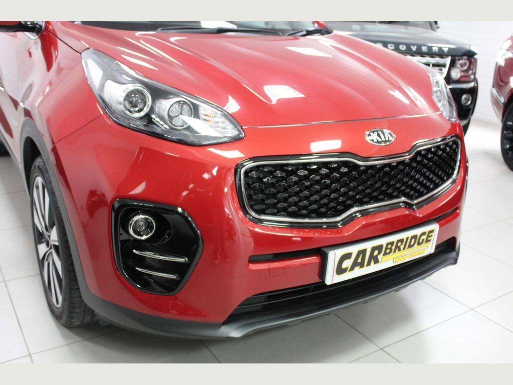 Used Kia Sportage Suv 2 0 Crdi Kx-3 Awd 5dr in Stretton, Derbyshire