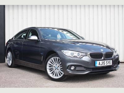 BMW 4 SERIES GRAN COUPE Coupe 2.0 420d Luxury Gran Coupe xDrive (s/s) 5dr
