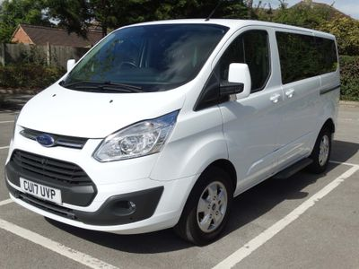 FORD TOURNEO CUSTOM Other Titanium 9 Seat Bus EURO 6