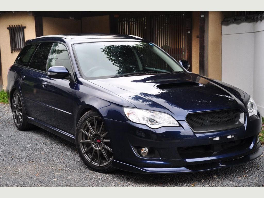 SUBARU LEGACY Estate JDM BP5 2.0L TWINSCROLL TURBO SI DRIVE