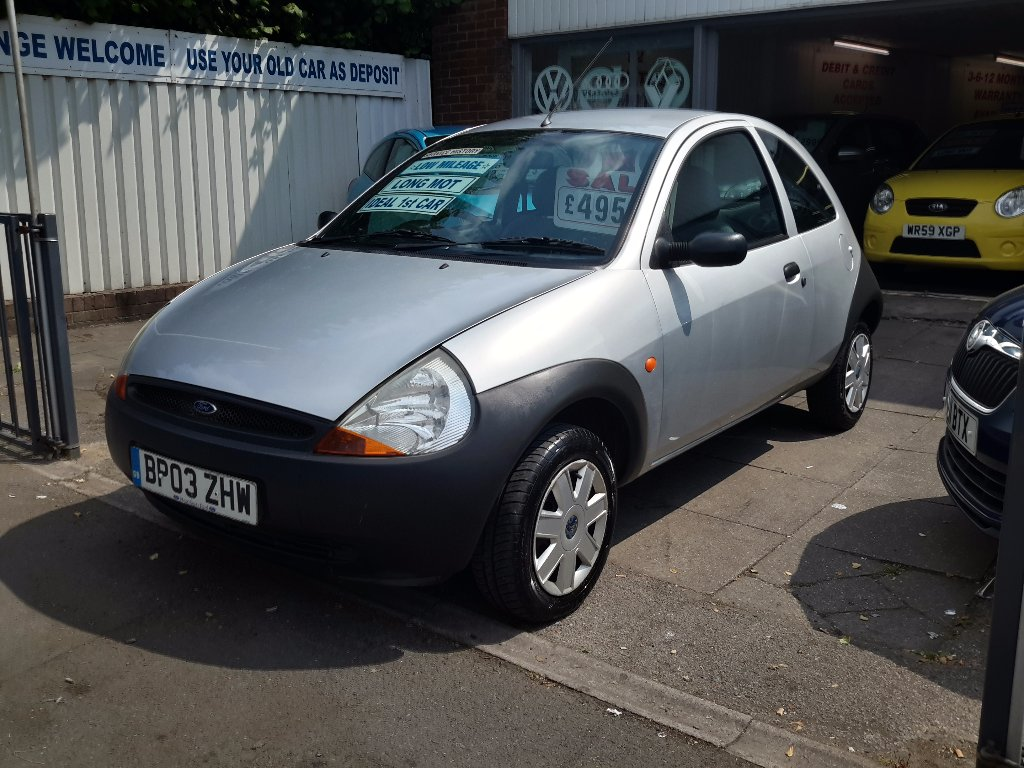 Ford Ka Hatchback Dr