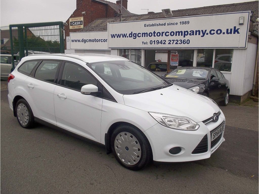 FORD FOCUS Estate 1.6 TDCi ECOnetic Edge (s/s) 5dr