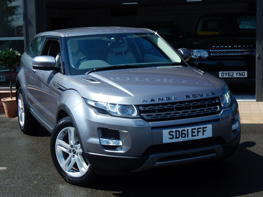 LAND ROVER RANGE ROVER EVOQUE Coupe 2.2 SD4 Pure 4X4 3dr
