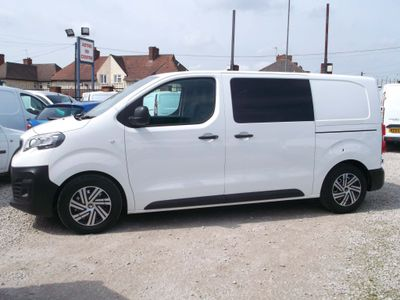 PEUGEOT EXPERT Unlisted 1.6 Professional Standard 1000 6dr