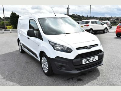 FORD TRANSIT CONNECT Other 1.6 TDCi ECOnetic L2 210 Panel Van 4dr