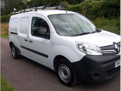 RENAULT KANGOO MAXI Other 1.5 dCi LL21 90 Maxi Phase 2 Panel Van 6dr