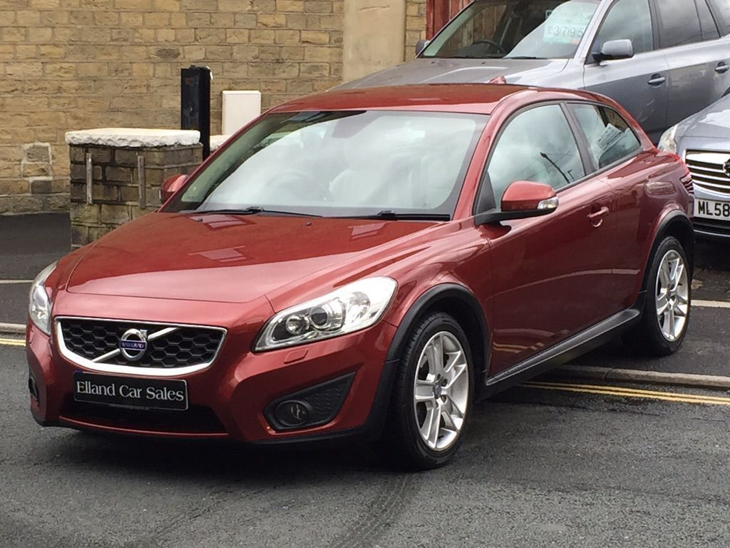 VOLVO C30 Coupe 2.0 D SE Lux Powershift 2dr