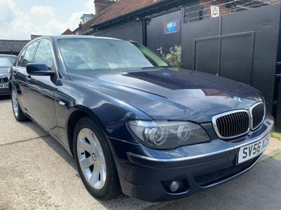 BMW 7 SERIES Saloon 3.0 730i SE 4dr