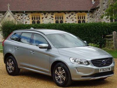 VOLVO XC60 SUV 2.0 D4 SE Geartronic (s/s) 5dr