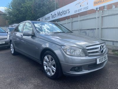 MERCEDES-BENZ C CLASS Estate 2.1 C220 CDI BlueEFFICIENCY SE (Executive) G-Tronic 5dr