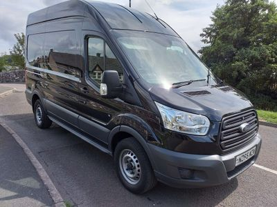 FORD TRANSIT Panel Van 2.2 TDCi 330 L2H3 Panel Van 5dr