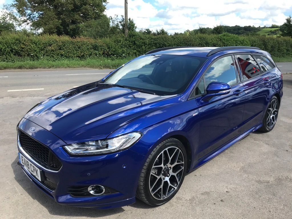 FORD MONDEO Estate 2.0 T EcoBoost ST-Line Edition 5dr