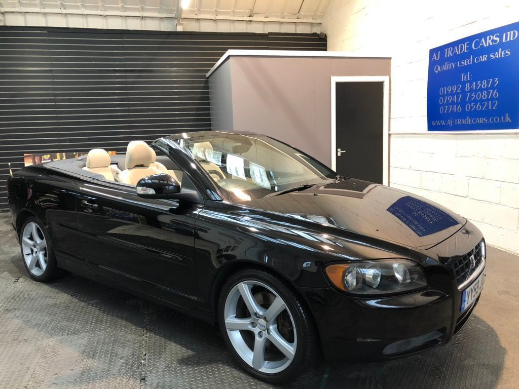 VOLVO C70 Convertible 2.0 D S Powershift 2dr