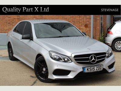 MERCEDES-BENZ E CLASS Saloon 2.1 E250 CDI AMG Night Edition 7G-Tronic Plus 4dr