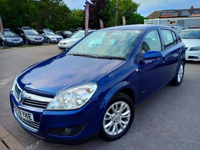 VAUXHALL ASTRA Hatchback 1.4 i 16v Active Plus 5dr