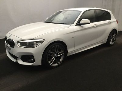 BMW 1 SERIES Hatchback 2.0 118d M Sport Sports Hatch Auto (s/s) 5dr