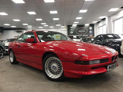 BMW 8 SERIES Coupe 4.0 840Ci 2dr