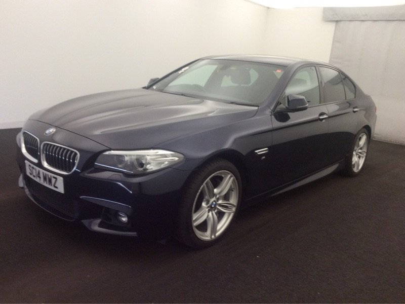 BMW 5 SERIES Saloon 3.0 535d M Sport 4dr