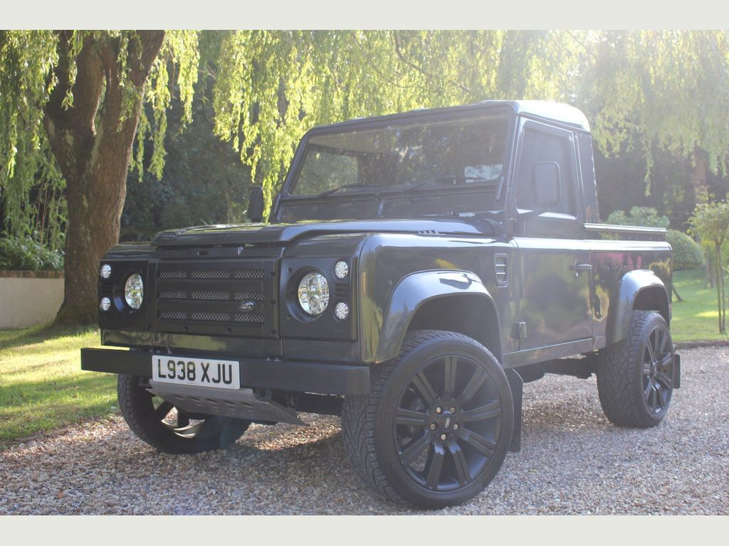 LAND ROVER DEFENDER 90 Pickup 2.5 TDi Pick-Up 2dr