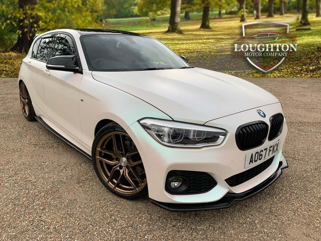 BMW 1 SERIES Hatchback 1.5 118i M Sport Sports Hatch (s/s) 5dr