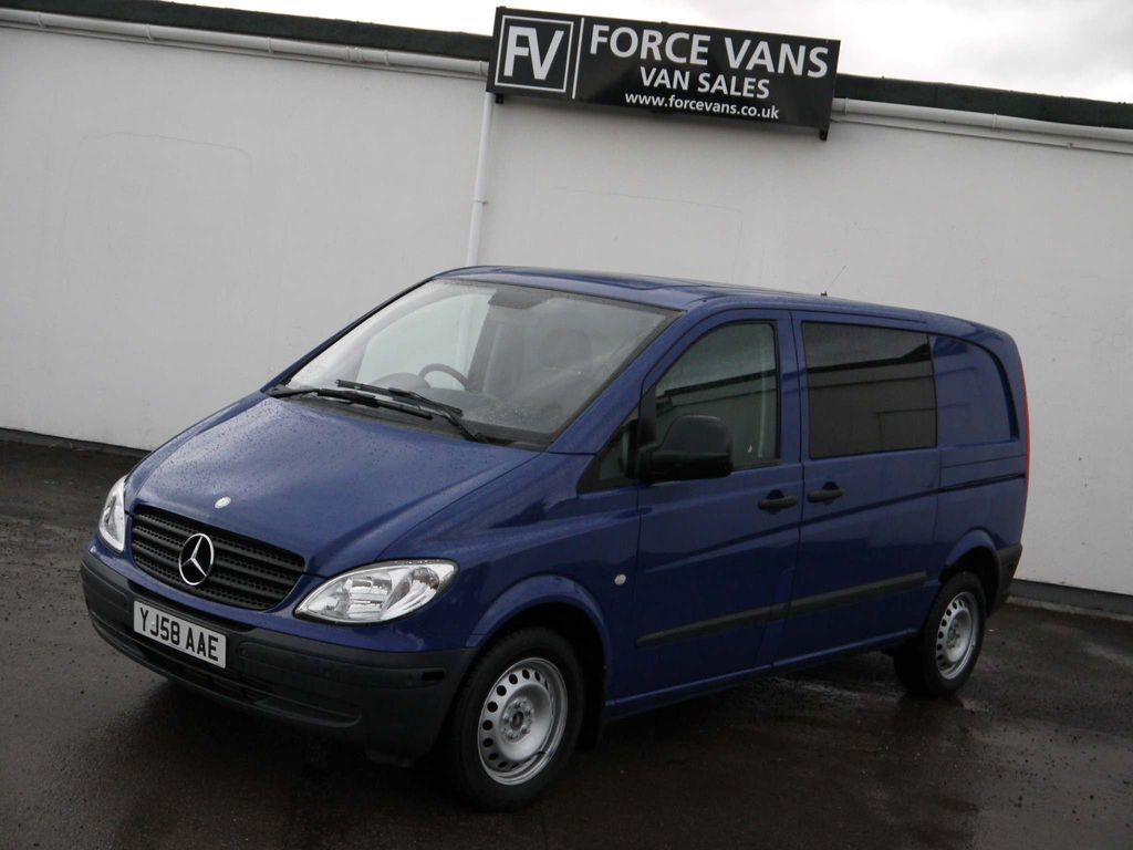 MERCEDES-BENZ VITO Unlisted