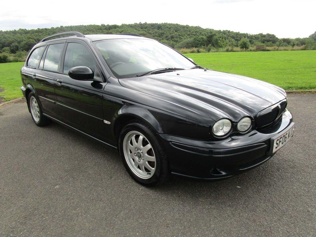 JAGUAR X-TYPE Estate 2.5 V6 Sport (AWD) 5dr