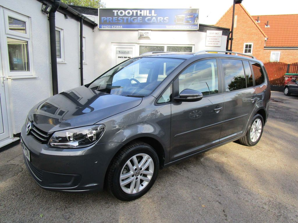 VOLKSWAGEN TOURAN MPV 1.6 TDI BlueMotion Tech SE (s/s) 5dr (7 Seats)