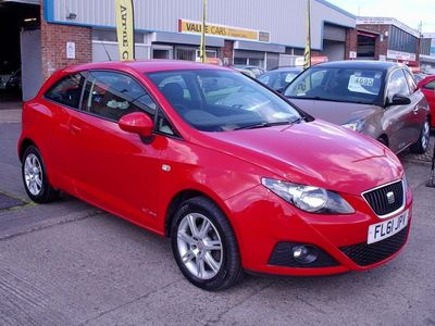 SEAT IBIZA Hatchback 1.2 TDI CR S Copa SportCoupe 3dr
